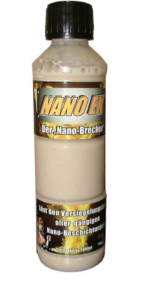 Yellotools NanoEx   Reinigungsmilch für Nanoversiegelungen