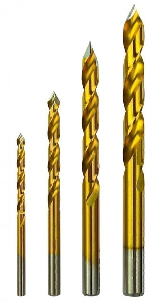 Yellotools P-Glas Drill | Acrylglas-Bohrer