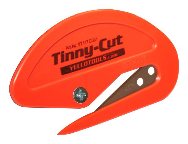 Yellotools TinnyCut Mag | Folienmesser mit Haltemagnet
