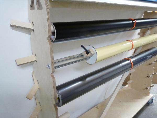 Treemaxx EasyReach MultiPlug   Adapter für Folienregal