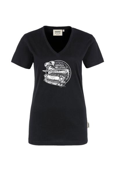 """Yellotools Damen T-Shirt mit Frontmotiv """"Bel Air 1.0"""""""