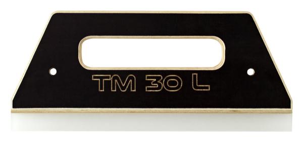 Yellotools TimberMaxx Lip Micro 30 Holzrakel