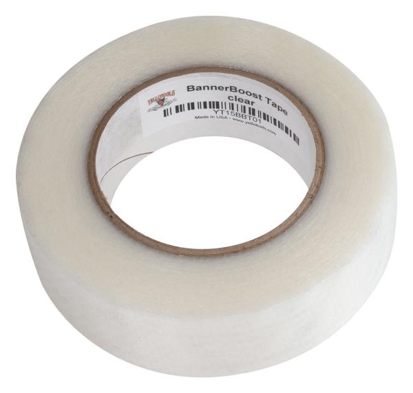 Yellotools BannerBoost Tape Clear   Bannerverstärkungsband